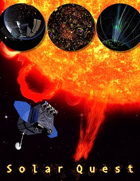 SolarQuest poster
