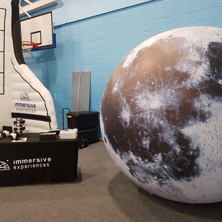 STEM Fair Planetarium