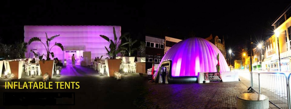 Business events domes