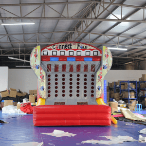 connectc four inflatable