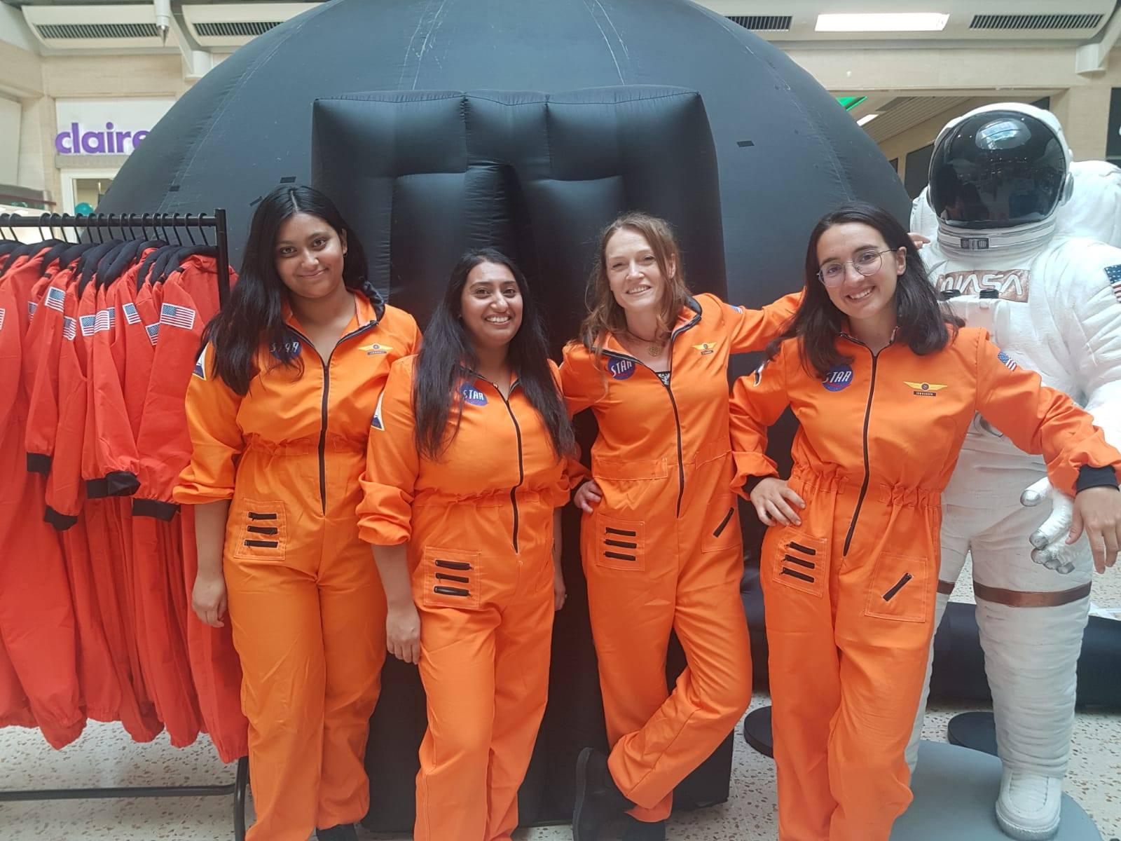 astro-women