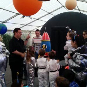 planetarium party